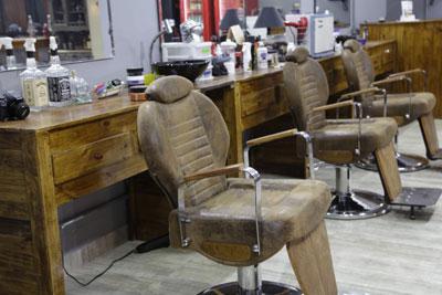 Barbeiro com Massagem