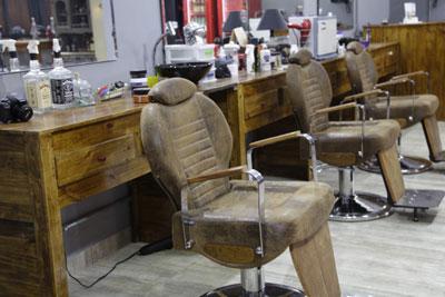 Barbeiro no Bosque Maia