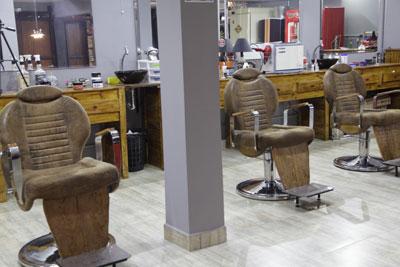 Salão de Barbearia