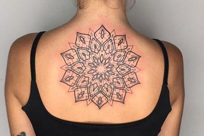 Tatuador na Vila Rosália
